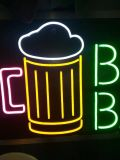 SMD Silicone Extrusion Flex Neon Rope Logo Sign Light IP68
