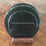 Indian Red Granite Delicate Mini Tombstone Ash Box
