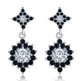 925 Silver Sterling Fashion Cubic Zircon Earrings Fine Jewelry