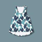 New Design Party Dress U-Neck Sleeveless Fashion Casual Girl Dress Manufacturer