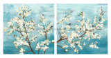 Blossom Painted Canvas Customized Printing Canvas