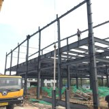 New Construction Prefabricated Design Steel Structures Building Material