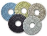 Diamond Wet Hand Polishing Pads for Stone Marble Granite
