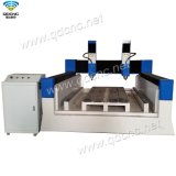 Popular 2*4.5kw, Water Cooling Spindle Used for Natural Marble Qd-1325s-2