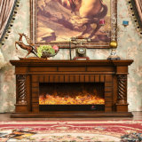 Modern TV Stand Heater Electric Fireplace with Ce Approved (336S)