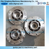 Machinery Sand Casting Pump Stuffing Box Cover