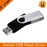 Hot Custom Logo Swivel Plastic and Metal USB Flash Drive (YT-1201)