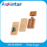 USB Memory Flash Disk Wooden USB2.0 Pendrive