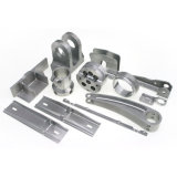 Precision Turned Parts, CNC Turning-Milling Parts, Passivation, Made of SUS 304, Used for Fixtured Holder