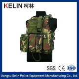 High Quality Amphibious Woodland Camo Tactical Vest