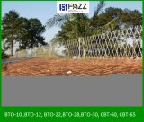 Welded Razor Wire Mesh Is Used in Airports and Military Bases