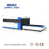 Steel Metal Fiber Laser Cutting Machine with Full Cover Lm3015hm3