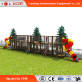 2017 Outdoor Gym Playround Equipment Slide for Kids (HD-MZ071)