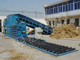 Horizontal Semi-Automatic Waste Paper Baler Straw Recycling Machines