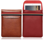100% High Quality Genuine Cowhide Leather Case for iPad PRO