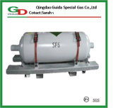 Sf6, Sulfur Hexafluoride Gas 99.995% in 40L Cylinders