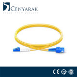 LC Sc PC Fiber Optic Patch Cord