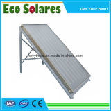 for Hot Water Supplying Project Blue Titanium Coating Flat Plate Solar Collector