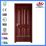 Multiple Moulded Wood Red Oak Artificial Kitchen Cabinet Veneer Door (JHK-004)