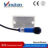 Widely Used Mirror Feedback Photoelectric Sensor G12