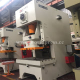 Jh21-160 C Frame Metal Stamping Power Press Machine with Wet Clutch