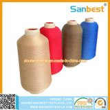 100% Nylon Continuous Textured Yarn for Overlock 100d/2