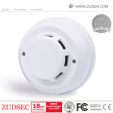 Wired Photoelectric Smoke Detector for Fire Alarm