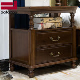 American Style Wooden Nightstand for Home Office Furniture (AS830)