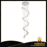 Home Decorative Stair Glass Chandelier (AP9004-24)