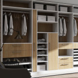 Bedroom /Cloakroom Furniture Closet Wardrobe with Pantry Cabinet