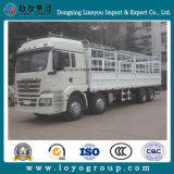 Sales Promotion M3000 8X4 12 Wheels Stake Lorry Truck Cargo Truck Price