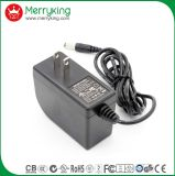 Us Plug 12V 2A Power Adapter with DOE VI UL FCC Certifications
