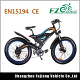 48V 1000W Lithium Power Mountain E-Bike with Fenders