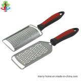 PP/Soft/Stainless Steel Handle Stainless Steel Head Grater