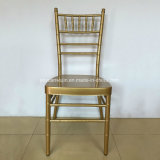 Aluminum Chiavari Chairs Banquet Dining Hall Events Chair (JY-J04)
