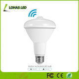 Motion Sensor LED Light Bulb Br30 12W Sensor LED Bulb for Garage Hallway