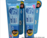 Fluoride-Free Fruity Odor Crystal Baby Children′s Toothpaste Safe to Swallow 50g