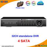 32 Channel H. 264 Standalone CCTV Digital Network DVR