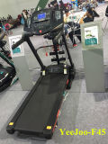 3.0HP DC Foldable Deluxe Home Gym Motorized Treadmill (YeeJoo-F45)