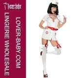 Wholesale Sexy Nurse Lingerie Costume Woman Party Costume (L1226)