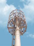 Microwave Communications Tower, Telecommunications Pole
