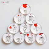 Wholesale High Quality Cheap Fridge Magnets of Love