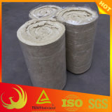 Fireproof Glass Fiber Mesh Rock Wool Blanket (industrial)