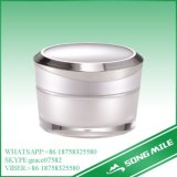 Plastic Acrylic Packaging Jar Cosmetic Container