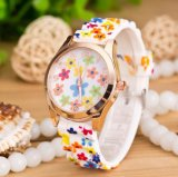 Cute Candy Color Silicone Watches