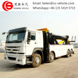 HOWO Recovery Truck China Customized Rotator Heavy Wrecker Cheap Road Wrecker Tow Truck