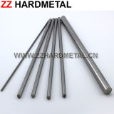 330mm Length Blank and Grinding H6 Tolerance Tungsten Carbide Rods