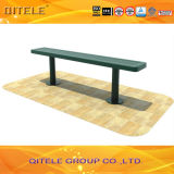 Outdoor Cheap Customized Metal Park Bench (PAC-30203)