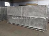 Temporary Chain Link Construction Mobile Chain Mesh Fencing Panel