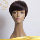 Wholesale Tangle Free Human Hair Front Lace Wig
